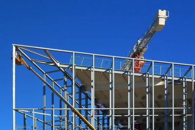 Im Studium Baumanagement lernen Sie, den Bauprozess zu leiten und zu koordinieren.