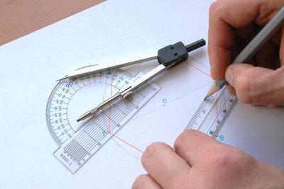 Geometrie ist gar nicht so schwierig.