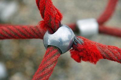 Manche Knoten sind äußerst stabile Verbindungen.