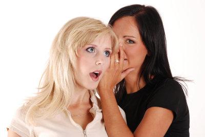 Fördert Gossip den Zusammenhalt einer Gruppe?
