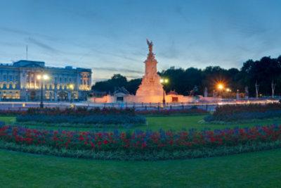 Der Buckingham Palace hat viel zu bieten.