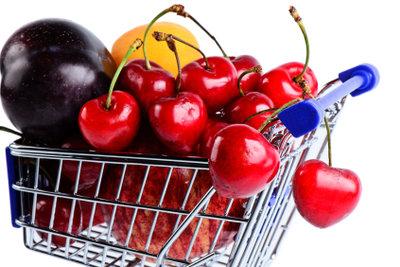 Kerne bestimmter Früchte enthalten Blausäure.