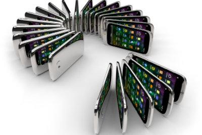 IEEE 802.11b/g WLAN ist Standard für aktuelle Smartphones.