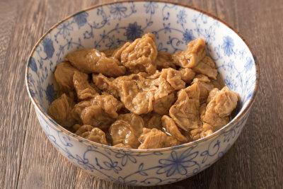 Seitan ist eine leckere und gesunde Alternative zu Fleischprodukten.