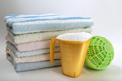 Richtig waschen mit Dosierhilfe