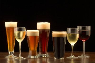 Mehrere Besteuerungen bei alkoholhaltigen Getränken