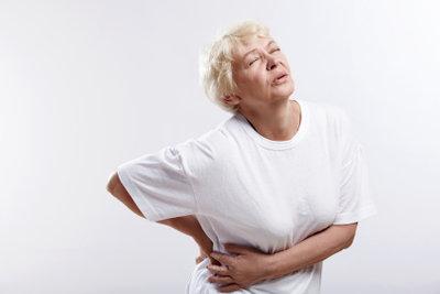 Starke Rückenmuskeln beugen Wirbelblockaden vor.