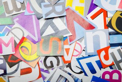 Paint.NET ermöglicht das Einbinden zusätzlicher Schriftarten.
