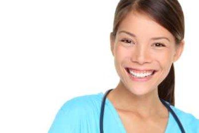 Als Arzthelferin können Sie auch im Altenheim arbeiten.