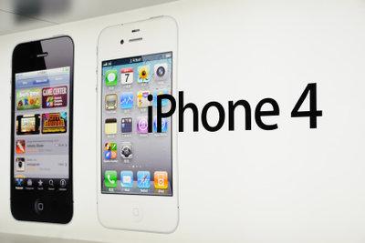 Das Glas des iPhones bricht leicht.