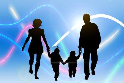 Eltern und Kinder sind Verwandte ersten Grades.