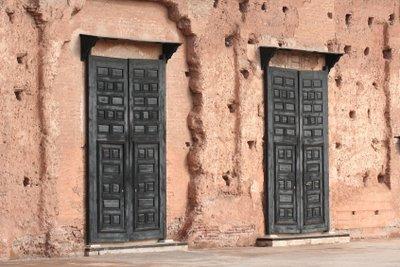 Türen ausbessern oder austauschen?