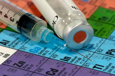 Das Periodensystem der Elemente ist Chemiegrundwissen.