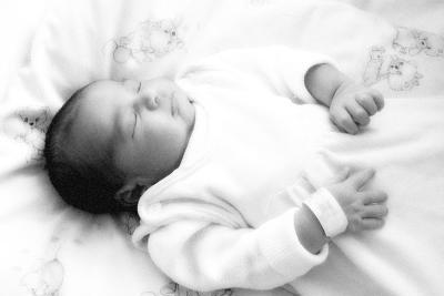 Saubere Mullwindeln sind für Babys unentbehrlich.