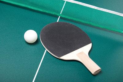 Eine gebrauchte Tischtennisplatte ist günstiger.