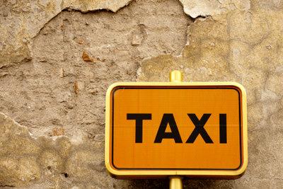 In Italien kann man vielfältig Taxi fahren.