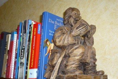 Gedichte, Dramen und Geschichten sind ein kulturelles Erbe.