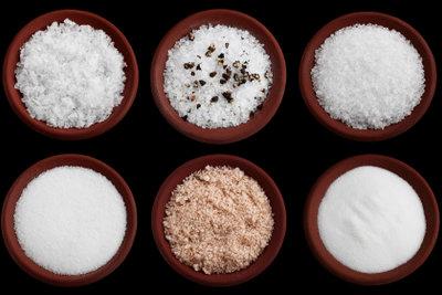 Mit Salz leicht ein Peeling herstellen