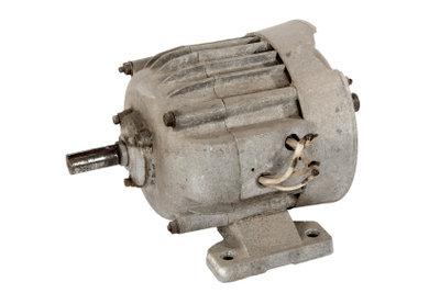 Elektromotoren werden vielfältig eingesetzt.