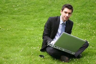 Haben Sie eine Internetfirma, können Sie überall arbeiten.