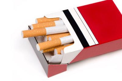 Zigaretten fertig kaufen oder stopfen ist eine Kostenfrage.