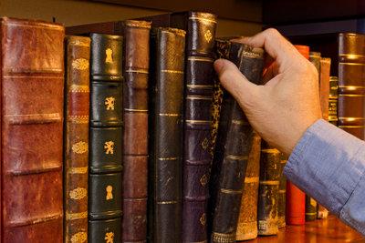 Google Books gleicht einer digitalen Bibliothek.