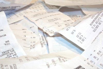 Rechnungen in Papierform sind auch ohne Unterschrift gültig.