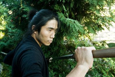 Ein echter Ninja braucht Kunais.