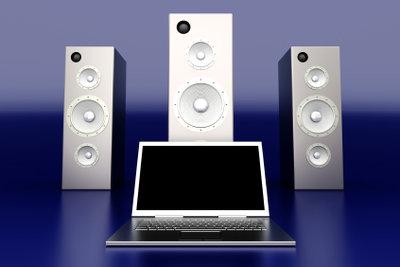 So installieren Sie Treiber für Lautsprecher.