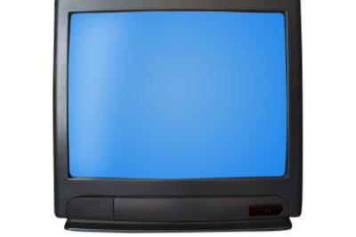 Ältere Fernseher können mitunter nur mit Zusatzgeräten verwendet werden.