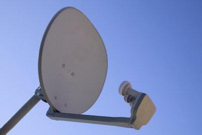 Bei Satellitenempfang müssen Sie die ARD-Sendefrequenz ändern.