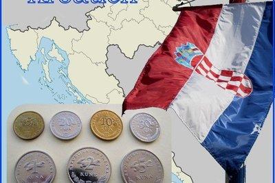 Das Geld der Kroaten - die Kuna.