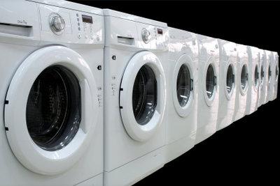Waschmaschinen haben ein Rückschlagventil.