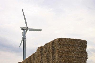Kosten für ein Windrad als Hausanlage liegen bei rund 5.000 Euro.