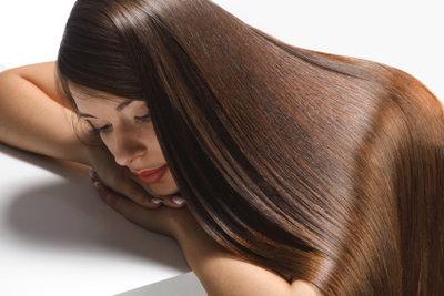 Lange Haare sind das Paradies für Läuse.