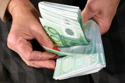 Ein Wunschgehalt von 2000 Euro netto bekommen