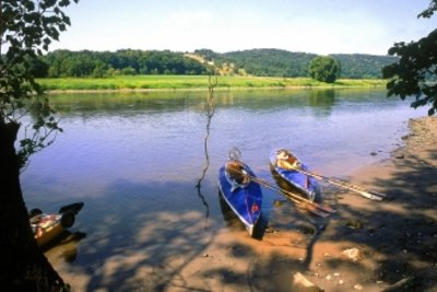 Alternative zum Porta-Boot - faltbare Kajaks für Wasserwanderer