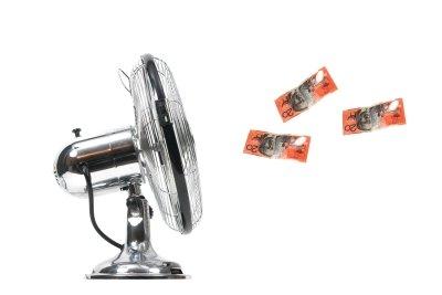 Durch hohen Stromverbrauch können Ventilatoren unnötige Kosten verursachen.