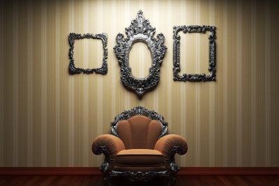 Gestalten Sie Ihre Wände stilvoll.