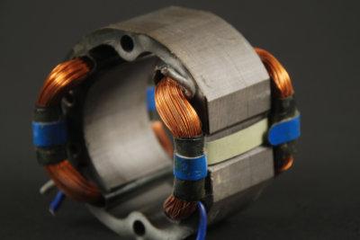 Ein Funktionsmodell eines Elektromotors bauen