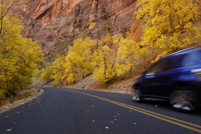 Die meisten SUV fahren auf der Straße und nicht im Gelände.
