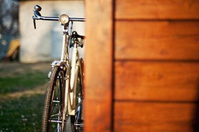 Sie können alte Fahrrad-Pedale einfach selbst wechseln.