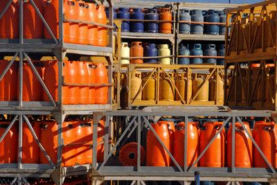 Der Brennwert von Flüssiggas hängt vom Gasgemisch ab.