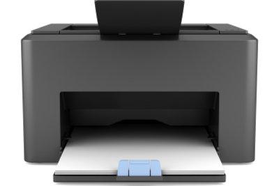 Arbeiten am Drucker problemlos durchführen