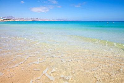 Das Wetter im Juni in Fuerteventura.