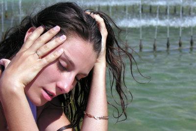 Gerade im Sommer haben viele Menschen mit den Temperaturen zu kämpfen.