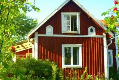 Schwedische Gärten sind natürlich schön.