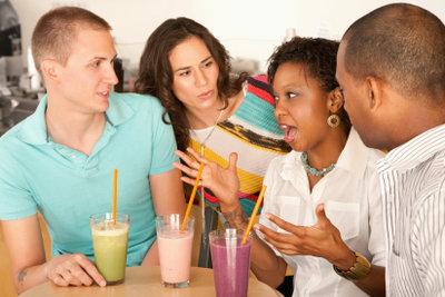 Leichte Kost und Getränke sind für den Darm besser verträglich.