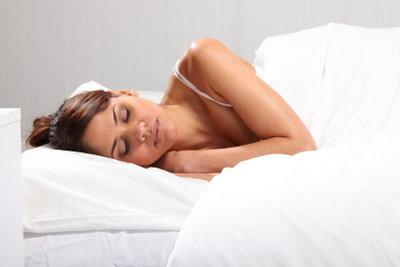 Jeder braucht seinen Schönheitsschlaf.