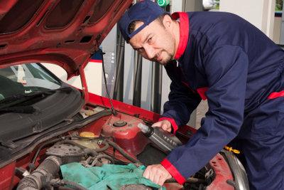 Eine Reparatur bei defekter Zylinderkopfdichtung ist dringend empfohlen.